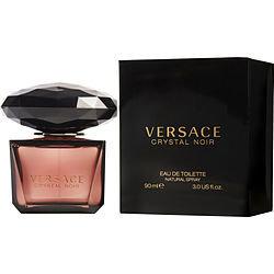 Versace Crystal Noir Eau De Toilette by Gianni Versace