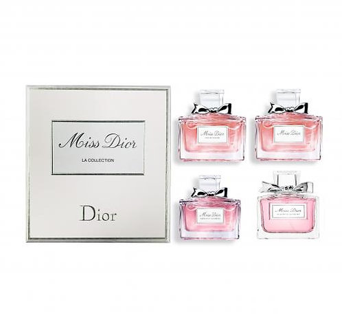Christian Dior Miss Dior 4 Piece Mini Set