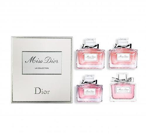 Christian Dior Miss Dior 4 Piece Mini Set