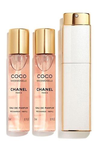Chanel Coco Mademoiselle Eau De Toilette Spray Refills