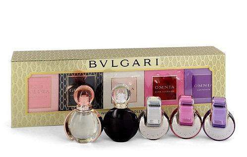 Bvlgari Variety 5 Piece Mini Variety-Women