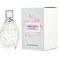 Jimmy Choo Floral Eau De Toilette Spray 3 oz by Jimmy Choo