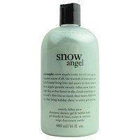 Philosophy women Snow Angel Shampoo, Shower Gel & Bubble Bath