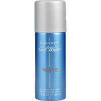 Cool Water Wave All Over Body Spray 5 oz by Davidoff