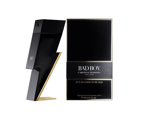 Bad Boy by Carolina Herrera Eau de Toilette