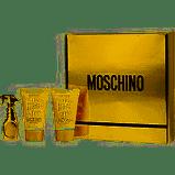 Moschino Gold Fresh Couture - Mini Gift Set Women