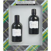 Grey Flannel Eau De Toilette Spray 4 oz & Aftershave Lotion 4 oz