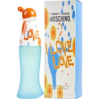I Love Love Eau De Toilette by Moschino