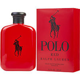 Polo Red men Eau De Toilette Spray by Ralph Lauren