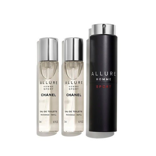 Allure Sport Eau De Toilette Spray Refillable by Chanel