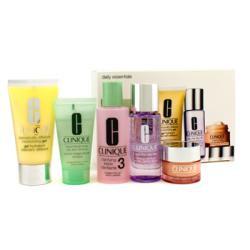 Clinique women Daily Essentials Set ( Combination Oily Skin )