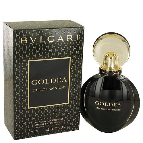 Bvlgari Goldea The Roman Night Eau De Parfum Sensuelle Spray 2.5 oz