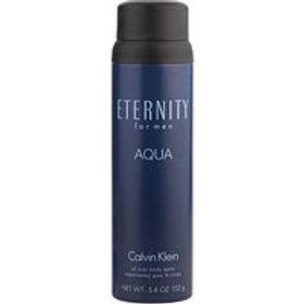 Eternity Aqua Body Spray by Calvin Klein