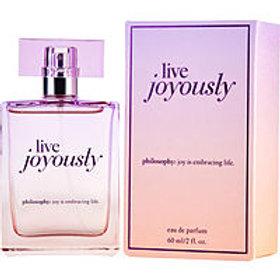 Philosophy Live Joyously Eau De Parfum by Philosophy