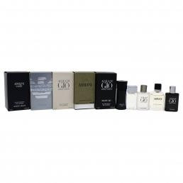 GIORGIO ARMANI 5 Piece Mini Set for Men