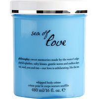 Philosophy women Sea Of Love Whipped Body Cream