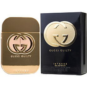 Gucci Guilty Intense Eau De Parfum Spray 2.5 oz by Gucci