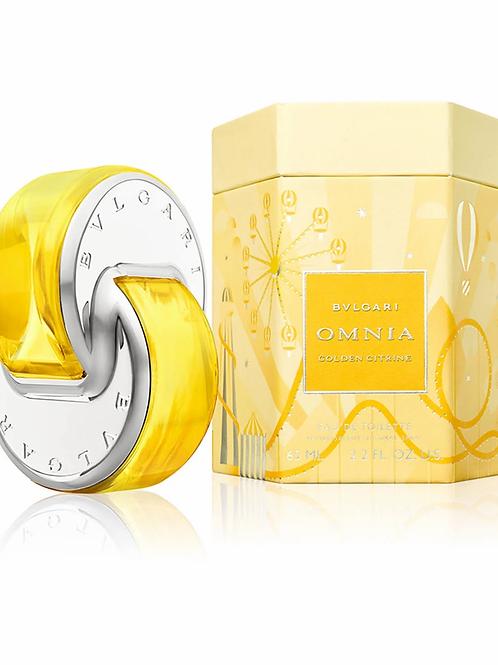Bvlgari Omnia Golden Citrine Eau de Toilette Spray 2.2oz