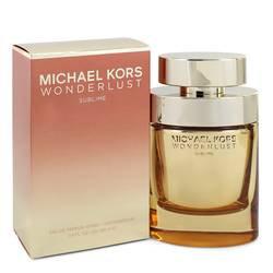 Michael Kors Wonderlust Sublime Perfume