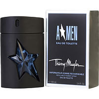 A*Men Cologne Spray Rubber Bottle  by Thierry Mugler
