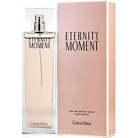Eternity Moment Eau De Parfum Spray by Calvin Klein