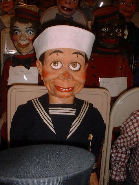 Little Joe at Vent Haven