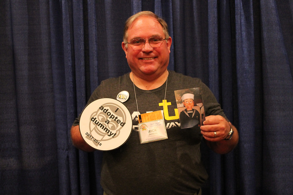 Rick Jenkins at Adopt A Dummy 2017!
