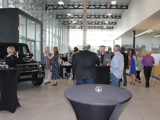 So a famous ventriloquist walks into a Mercedes dealership...