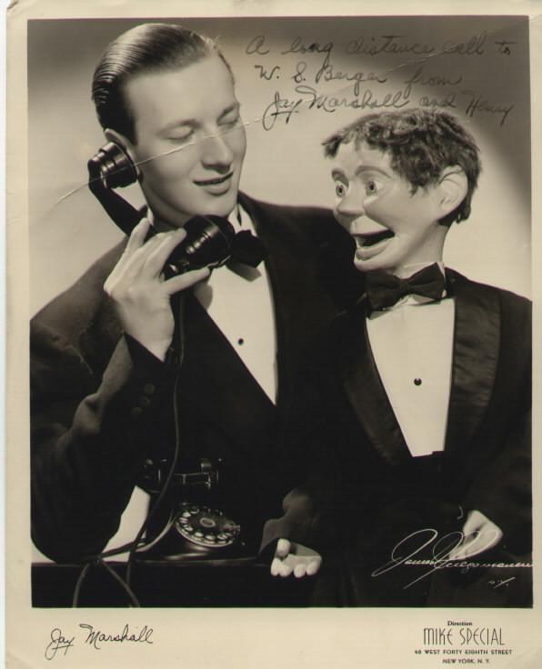 Jay Marshall and Henry
