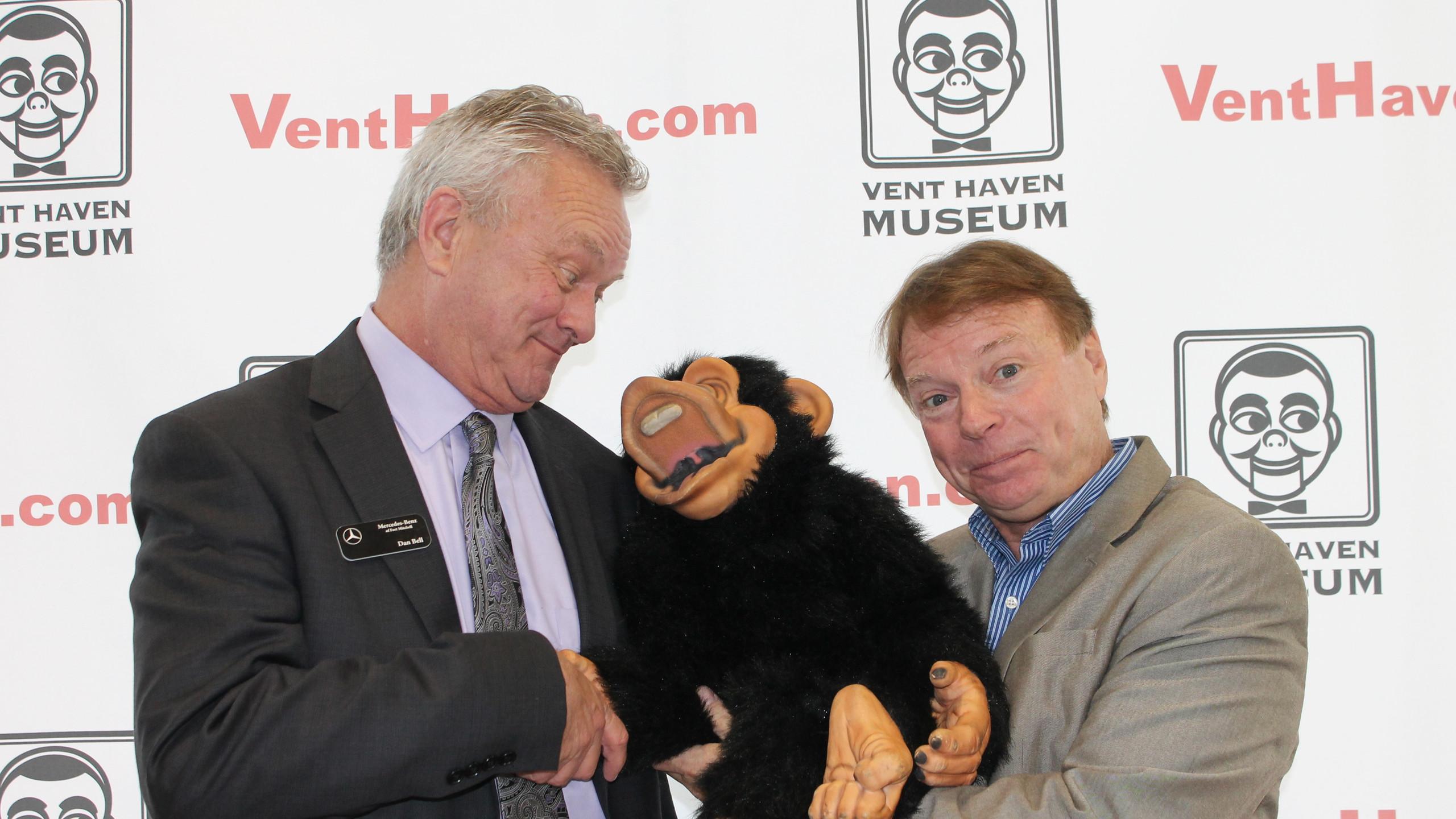 Monkey likes Dan Bell