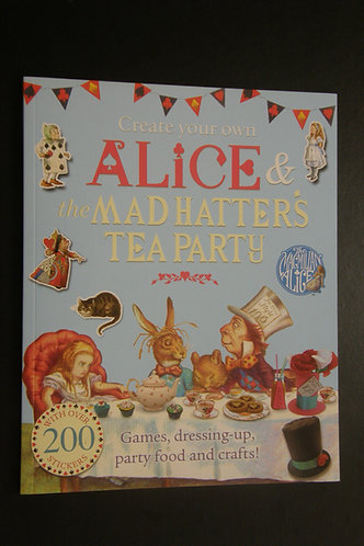 Alice & the Mad Hatter Tea Party