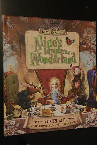Alice's Adventures in Wonderland & Alice Through the Looking-Glass