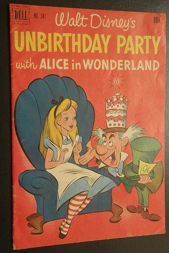 Walt Disney's Unbirthday Party with Alice in Wonderland