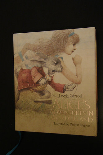 Alice's Adventures in Wonderland & Though the Looking-Glass
