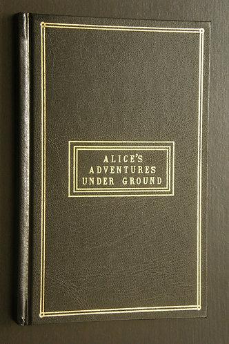 Alice's Adventures Under   Ground