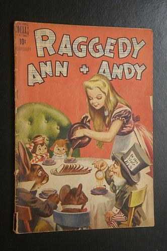 Raggedy Ann + Andy