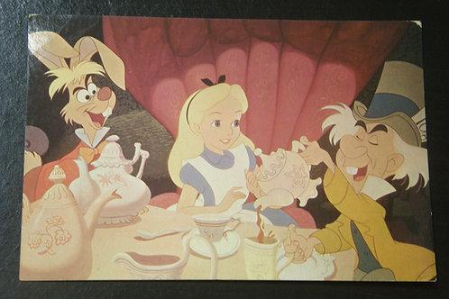 Disney's postcards