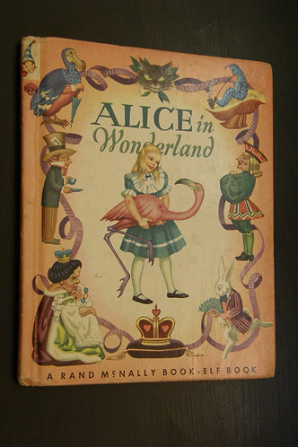 Alice in Wonderland and Through The Looking-Glass