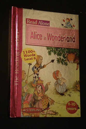 Read Alone - Alice in Wonderland