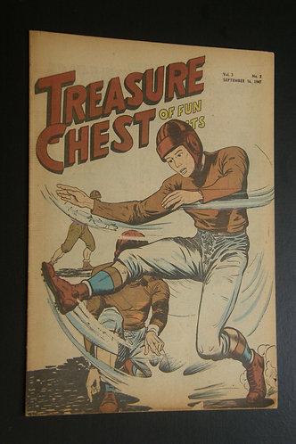 Treasure Chest of Fun & Fact Vol.3 No.2
