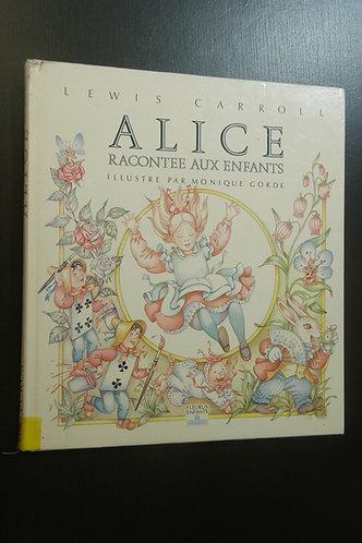 Alice Racontee aux Enfants