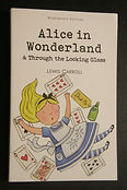 Alice in Wonderland softcover