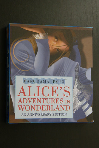 Panorama Pops - Alice's Adventures in Wonderland An Anniversary Edition
