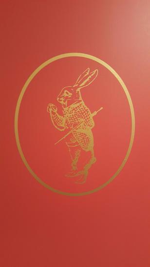 Gold Rabbit