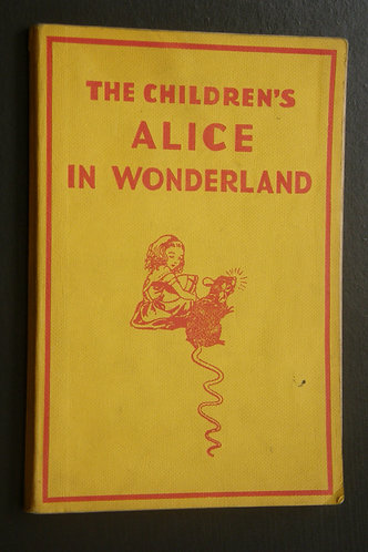 The Children's Alice in Wonderland