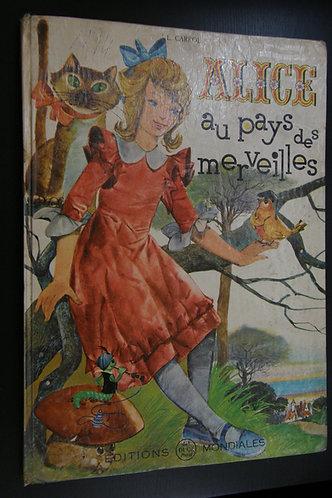 Alice au Pays des Merveilles