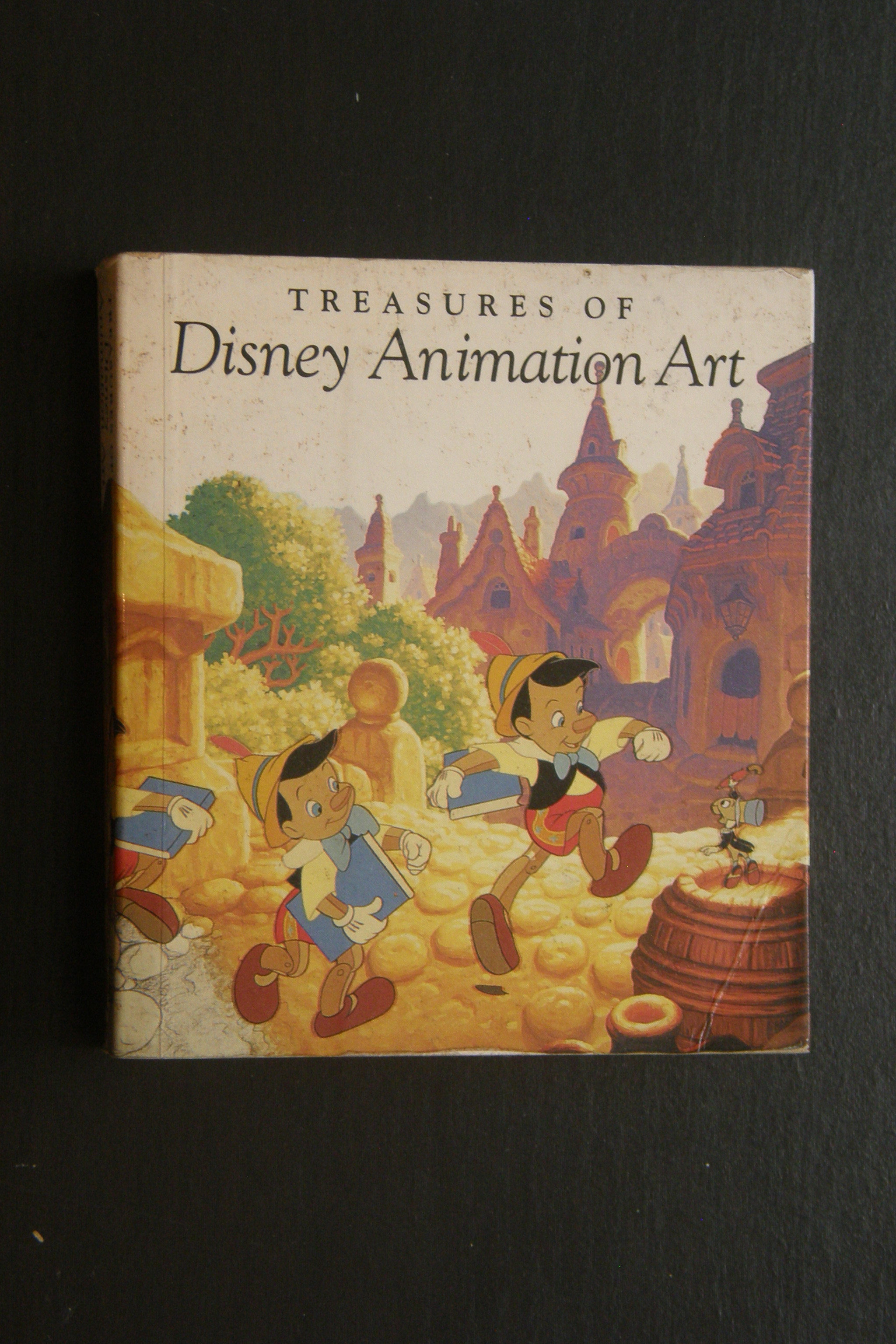 Treasures of Disney Animation Art | the-cheshire-cat