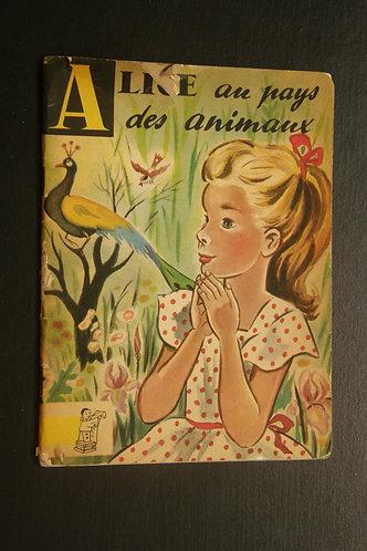 Alice au Pays des Animaux