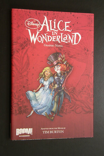 Disney Alice in Wonderland Graphic Novel