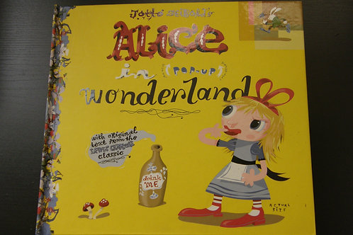 Alice in Pop - Up Wonderland